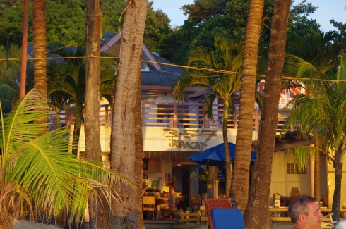 The hotel on the beach in Boracay - where will the next one be?