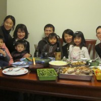 Celebrating Thanksgiving in Shanghai