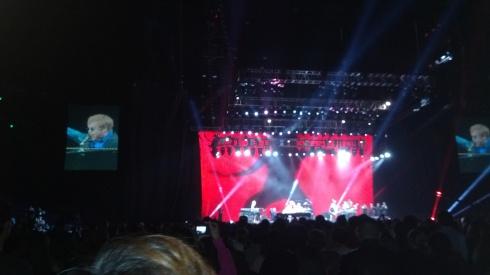 Elton John concert 1