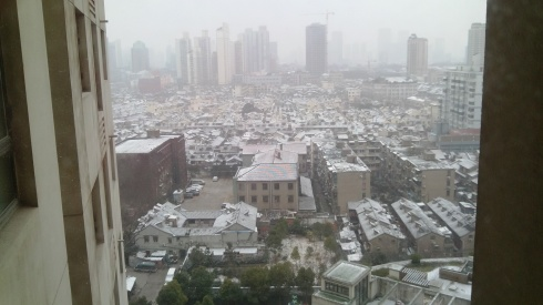 Shanghai - at peace