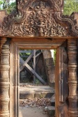 This temple was flatter than the others - the doorways led to other rooms, not stairs to climb