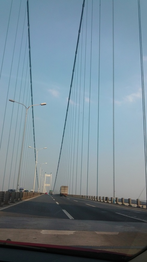 "The rightly named - ""Big bridge"" (大桥)"