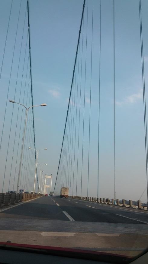 "The rightly named - ""Big bridge"" (大桥)"