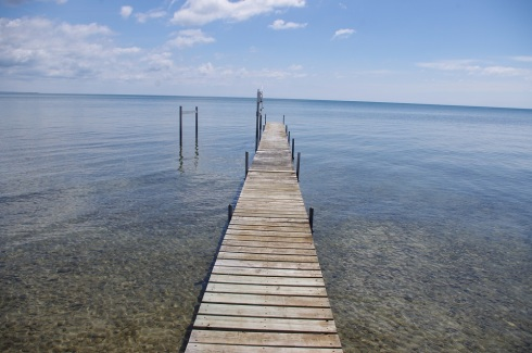 Classic dock