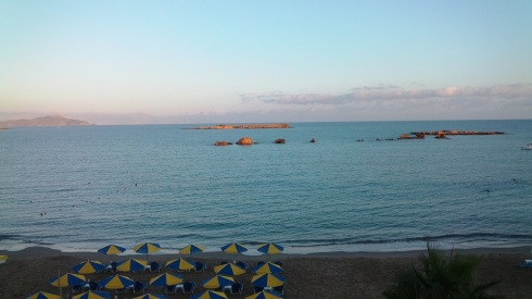 Morning in Chania