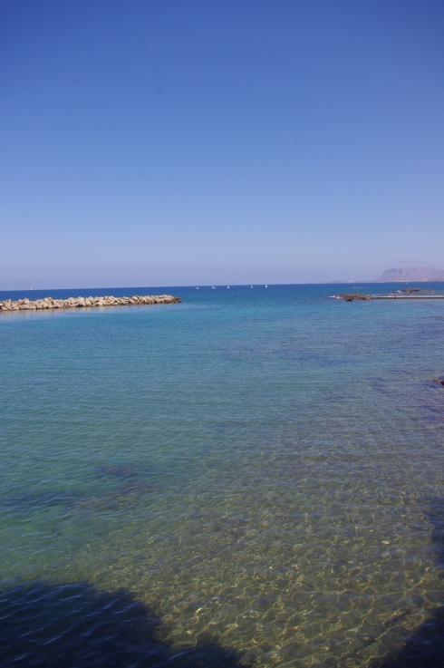 Sea and sky - Chania
