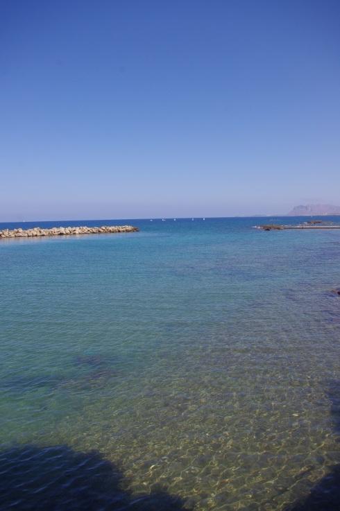 Sea and sky - Chania