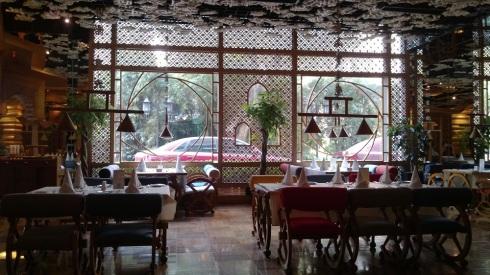 Empty restaurant?