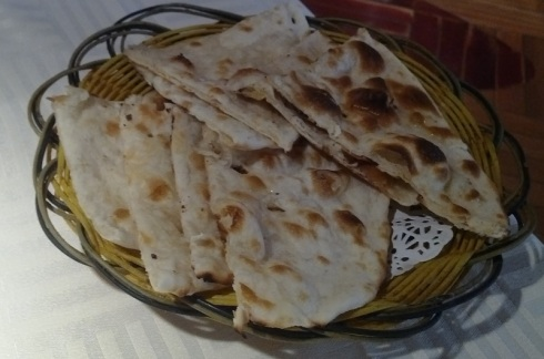I would go back again just for the naan